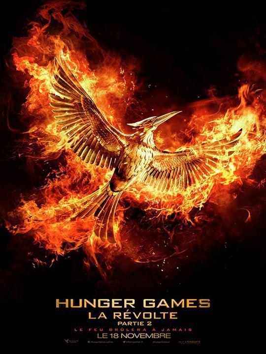 Hunger Games – La Révolte : Partie 2 - Sortie le 18 novembre 2015