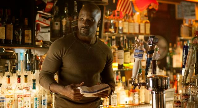 Mike Colter alias Luke Cage