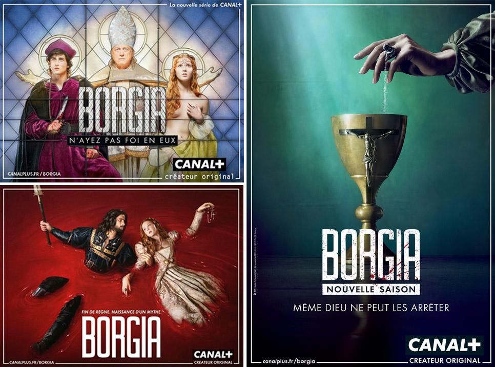 N°1 - Borgia