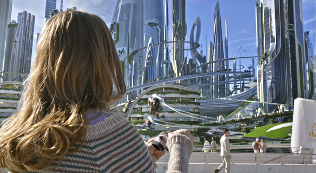 Tomorrowland (A la poursuite de demain)