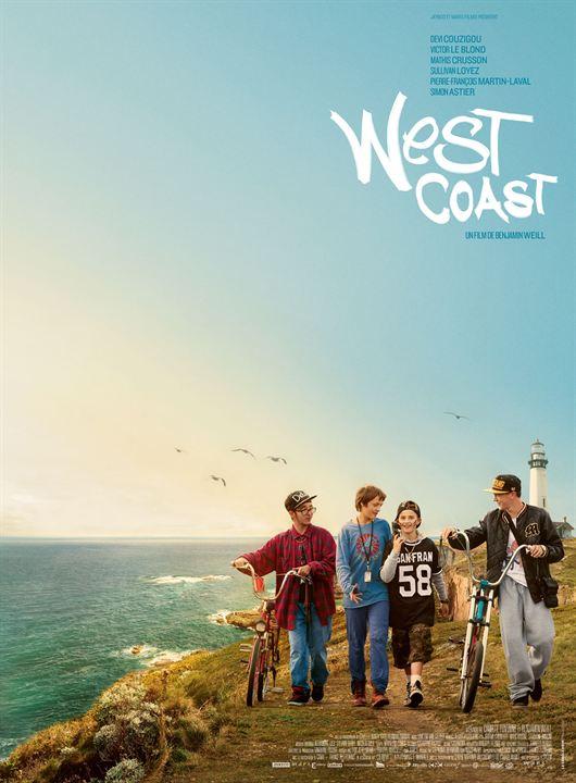 West Coast - Sortie le 27 avril
