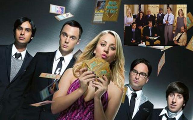 11- The Big Bang Theory / A La Maison Blanche