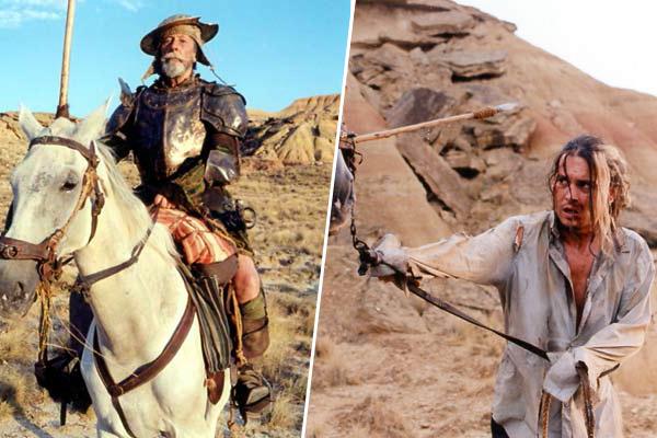 Don Quichotte, première !