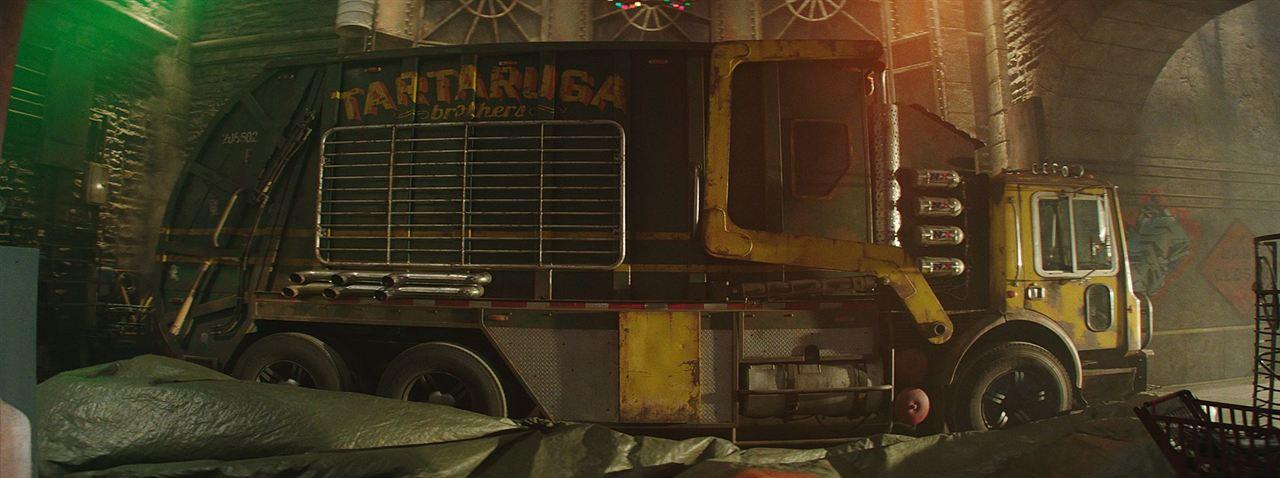 Le Turtle Truck