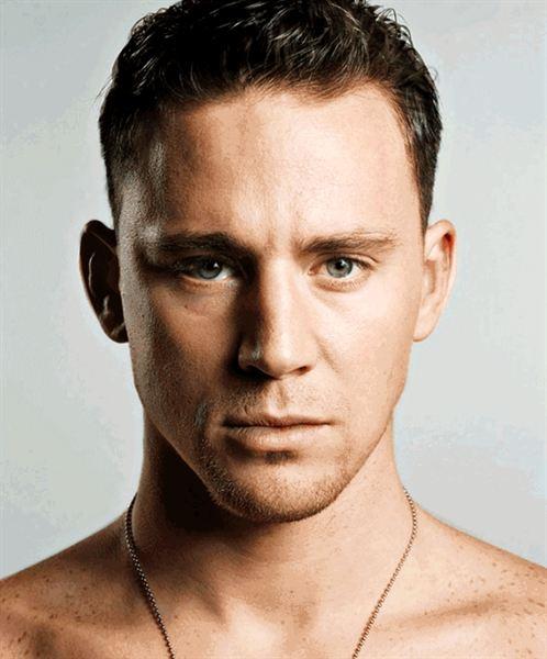 Channing Tatum + Tom Hiddleston