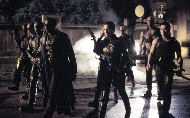 "Le Bloodpack dans ""Blade 2"""