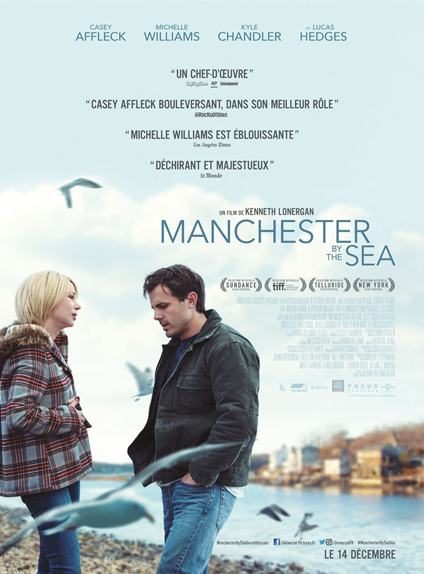 Meilleur Film & Scénario Original : Manchester by the Sea