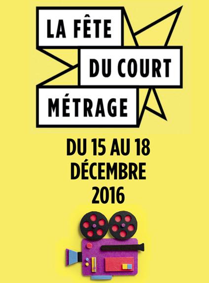 La Fête du court métrage 2016 s'affiche !