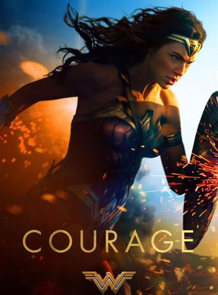 Gal Gadot est Wonder Woman