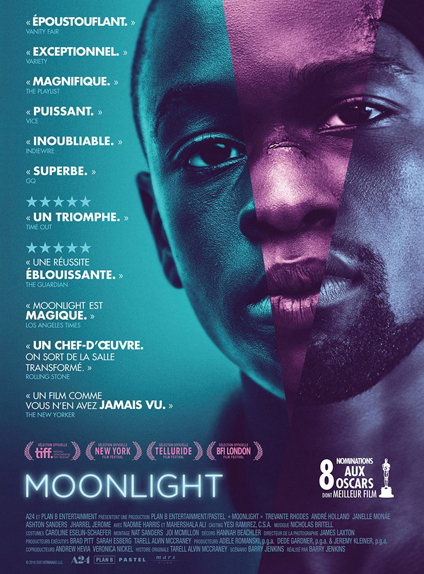 WGA Award du Meilleur Scénario Original : Moonlight