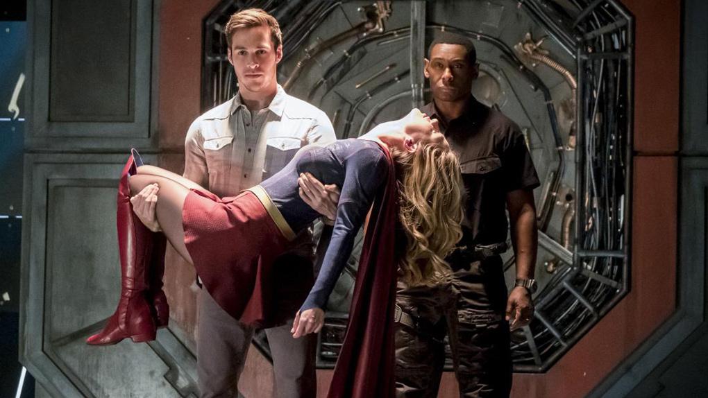 """Supergirl en danger dans """"Duet"""""""