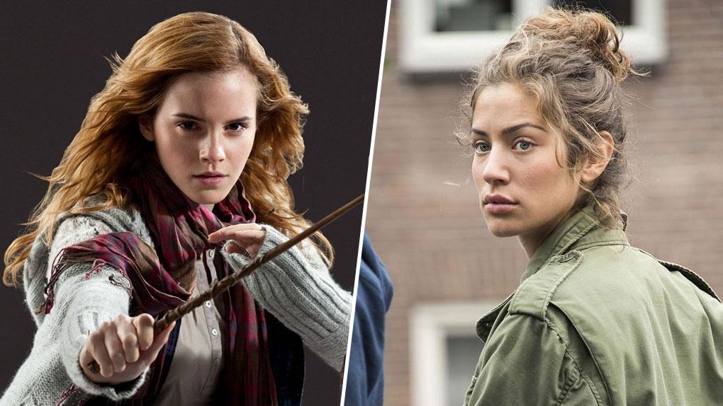 Manon Azem, la voix d'Hermione