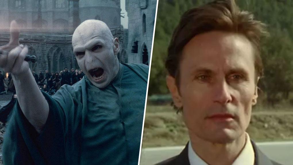 Patrick Laplace, la voix de Voldemort