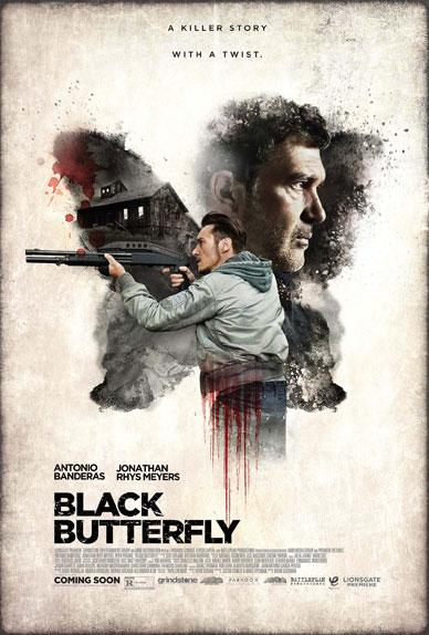 """Black Butterfly"" avec Antonio Banderas, Piper Perabo et Jonathan Rhys-Meyers"