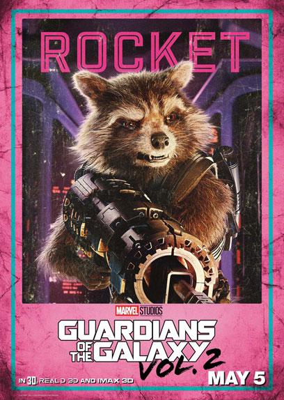 """Les Gardiens de la Galaxie 2"" avec Chris Pratt, Zoe Saldana et Dave Bautista"