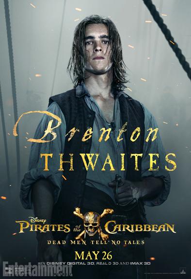 Brenton Thwaites est Henry Turner
