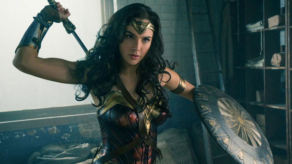 """""""Wonder Woman"""" (2017)"""