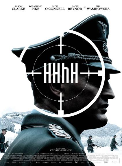 """""""HHhH"""" de Cédric Jimenez (2017)"""