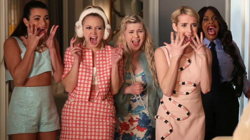 Scream Queens - saisons 1 & 2 le 1er juillet