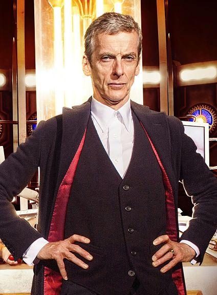 12ème Docteur : Peter Capaldi (2013 - 2017)