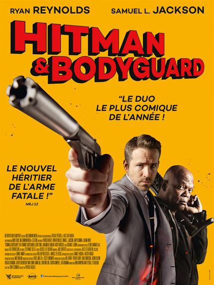 N°1 - Hitman & Bodyguard : 21,6 millions de dollars de recettes