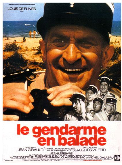 1970 - Le gendarme en balade