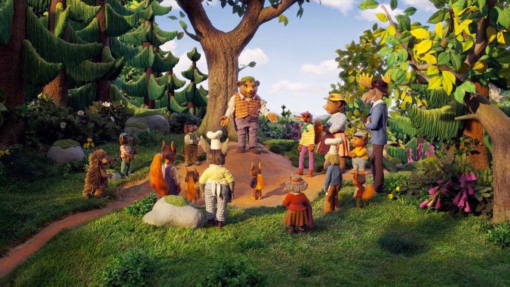 La Forêt enchantée de Oukybouky, en salles le 4 octobre