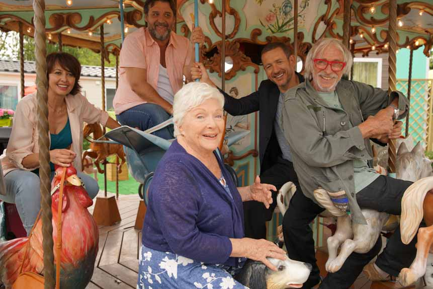 La Ch'tite Famille de Danny Boon, Laurence Arné, Line Renaud...