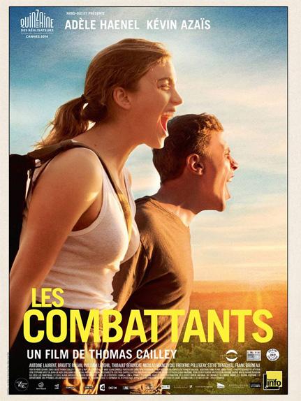 """Après """"Les Combattants"""", César du Meilleur Premier film en 2015..."""