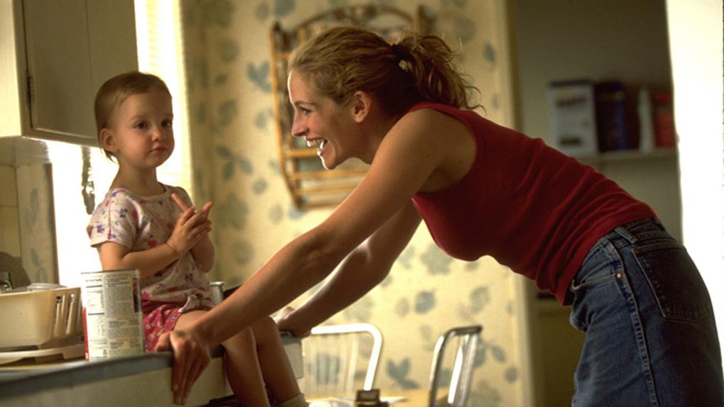 "Julia Roberts alias ""Erin Brockovich"""