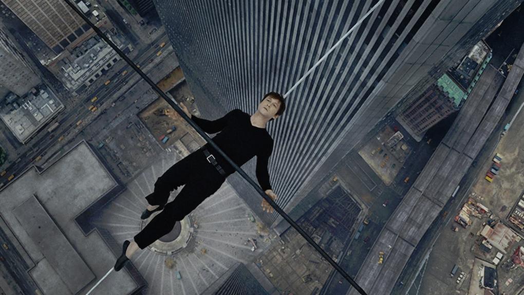 "Le World Trade Center vu dans ""The Walk - rêver plus haut"" (2015)"