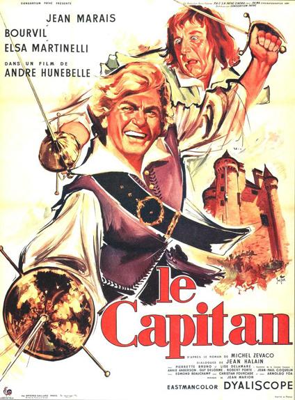 9 - Le Capitan (1960)