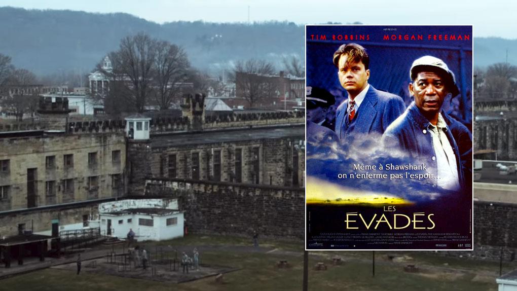 "La prison de Shawshank - ""Les Evadés"""