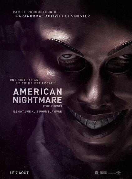 """""""American Nightmare"""" s'appelle en VO..."""