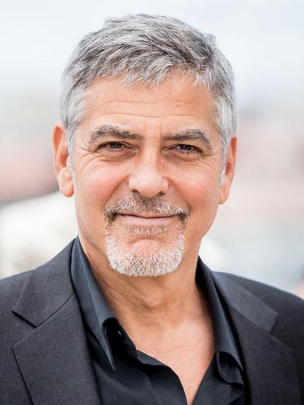 1 - George Clooney