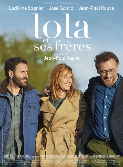 Lola et ses frères avec Ludivine Sagnier, José Garcia, Jean-Paul Rouve...