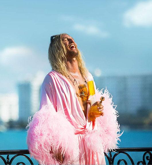 The Beach Bum avec Matthew McConaughey, Isla Fisher, Zac Efron...