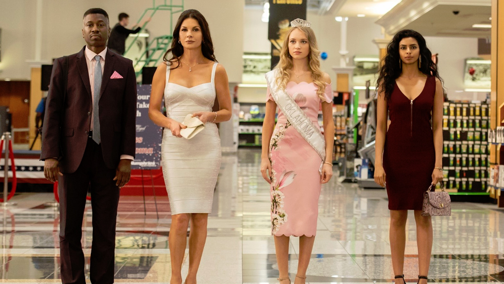 """Belle Shouse dans """"Queen America"""" (2018)"""