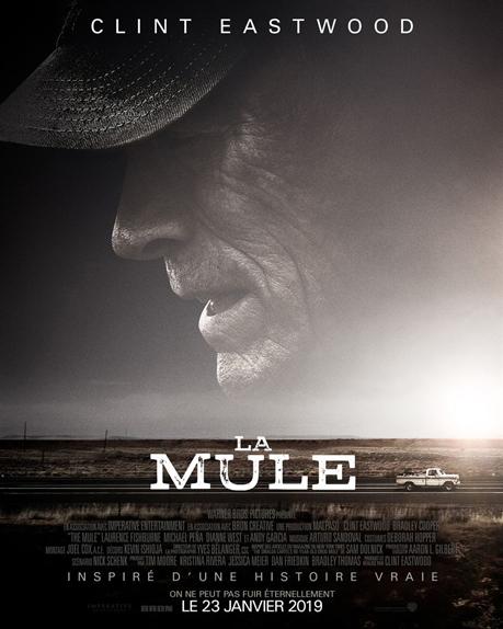 N°5 - La Mule : 9,95 millions de dollars de recettes