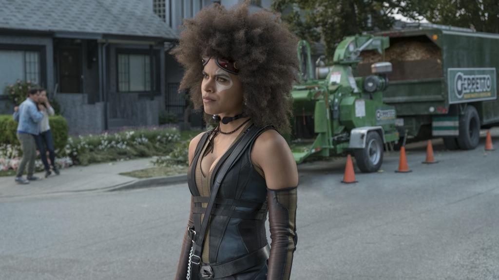 Zazie Beetz (Atlanta, Deadpool 2)