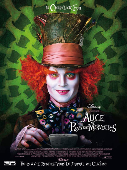 N°35 - Alice au Pays des Merveilles : 1,025 milliard de dollars de recettes