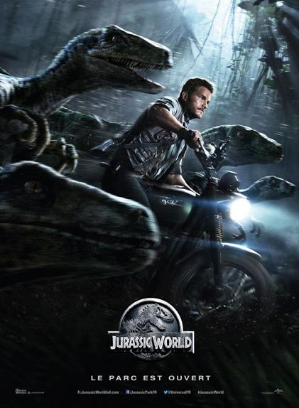 N°5 - Jurassic World : 1,671 milliard de dollars de recettes