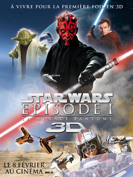 N°35 - Star Wars La Menace Fantôme : 1,027 milliard de dollars de recettes