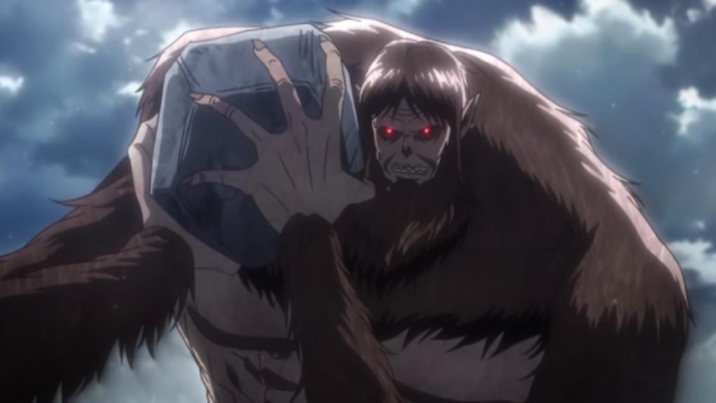 Le Titan Bestial
