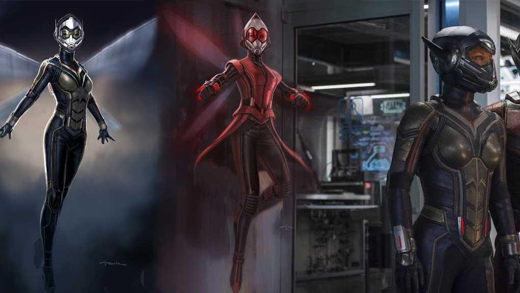 Ant-Man & la Guêpe (Hope Van Dyne)