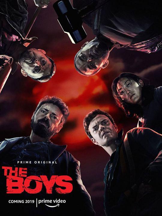 THE BOYS - Renouvelée