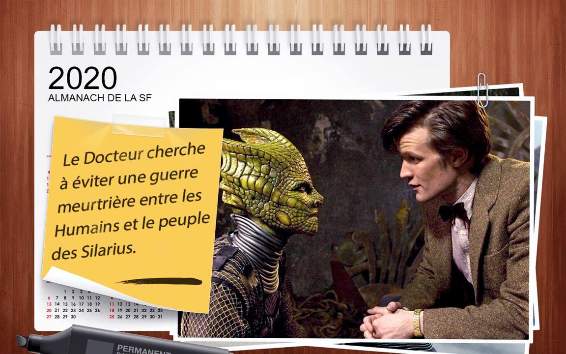 Doctor Who S5E8 & S5E9