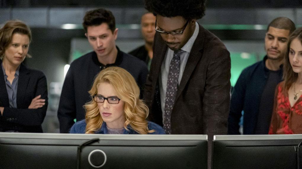 Arrow, épisode final