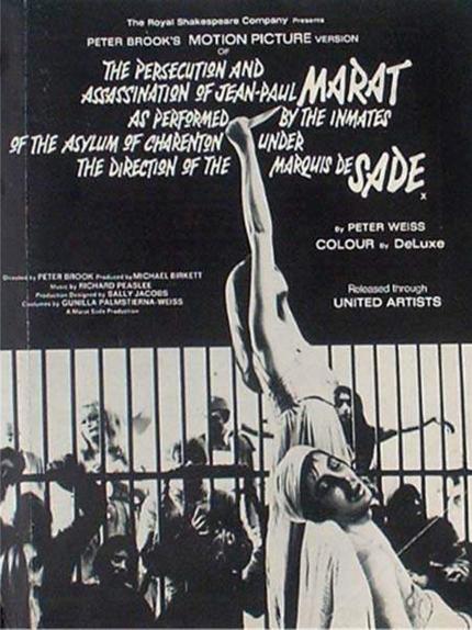 Marat/Sade (en version ultra raccourcie...) (1967)