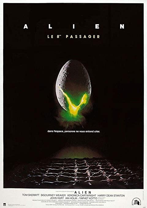 Alien, le huitième passager est le film d'horreur recommandé par...